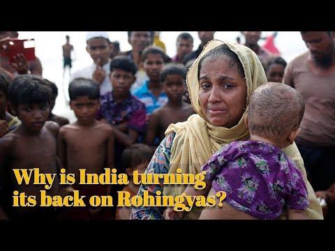 Why Is India Turning Its Back On Rohingya Refugees?