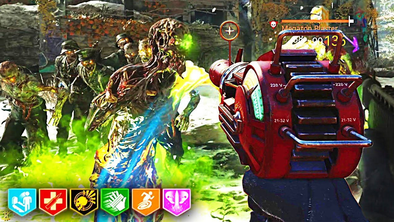 BLACK OPS COLD WAR ZOMBIES GAMEPLAY - FIRST ATTEMPT PLAYTHROUGH! (Die Maschine)