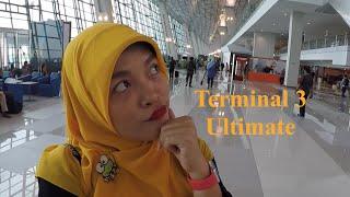 Ultimate Terminal 3 Soekarno Hatta Airport (ENGLISH CAPTION)