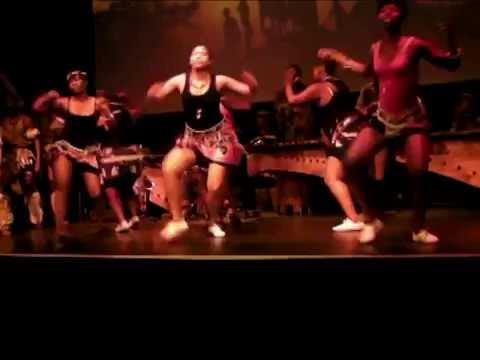 Female Zulu Dancers