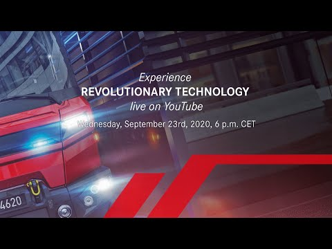 Experience REVOLUTIONARY TECHNOLOGY live