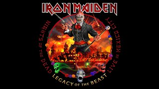 Iron Maiden - Nights of the Dead, Legacy of the Beast: Live in Mexico City (FULL ALBUM)