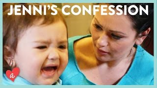 Jenni JWOWW Mom Confession! | Moms With Attitude Moment