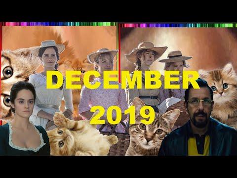 CATS, 1917, Little Women, Uncut Gems   December 2019 - Monthly Movie Reviews