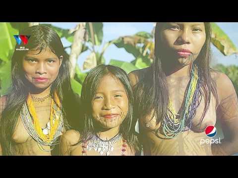 MAAJABU YA MSITU WA AMAZON / UNATISHA / MITI INATEMBEA / NYOKA WA AJABU