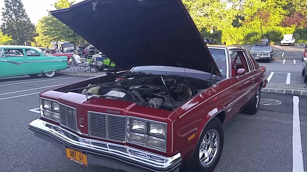 1977 Oldsmobile Delta 88 - YouTube
