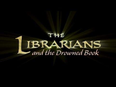 Youtube filmek - Titkok könyvtára - 2.évad 1.rész Tengerbe vetett könyv