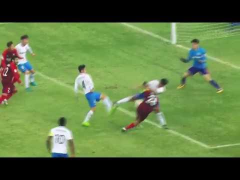 Tianjin Teda VS Hebei CFFC GOALS!! 1 1