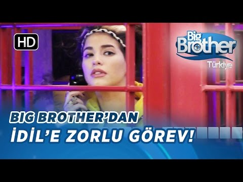 Big Brother'dan İdile Zorlu Görev!