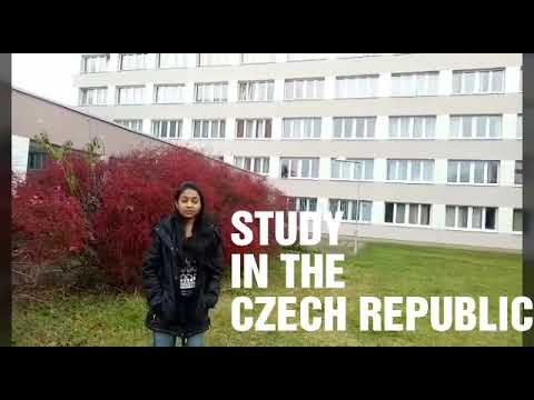 STUDY IN CZECH REPUBLIC BY SHIVANI INDIAN STUDENT (FIRST STEP OVERSEAS)