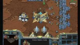 Map: Colosseum II Horang2 (Protoss) - Name: 이경민 (Lee Kyung Min) ...