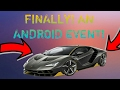 FINALLY! THE CENTENARIO IS ON ANDROID!