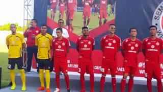Launching Pemain Semen Padang FC 2017