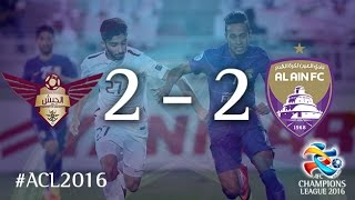 Video Gol Pertandingan El Jaish vs Al-Ain