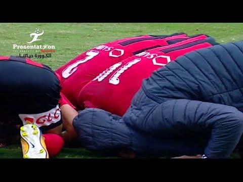 لعنة الاهلى تطارد طنطا بالخسارة من الداخلية 1-2 فى الجولة  15 من الدوري الممتاز