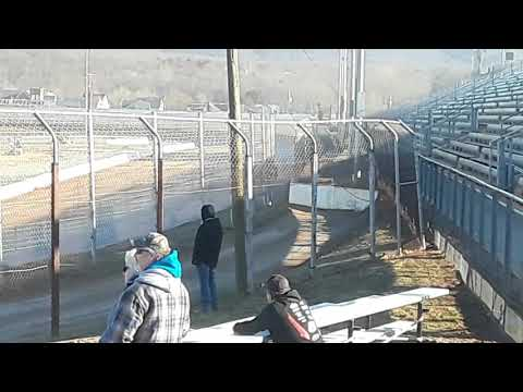Jared Esh 2020 Practice Session at Port Royal Speedway