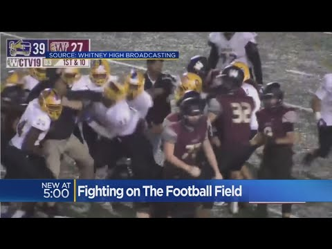 Football Brawl Ends Whitney High Season, Could Create Playoff Problems For Grant High