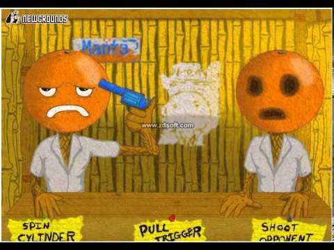 Orange Russian Roulette