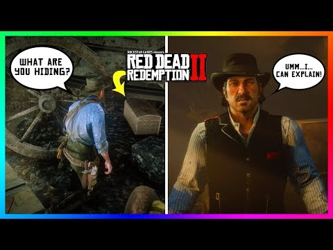 What Happens If Arthur Finds Dutch's Money Chest Before The Final Mission In Red Dead Redemption 2? thumbnail