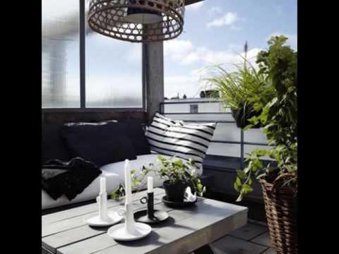 15 Desain teras balkon apartment dan rumah