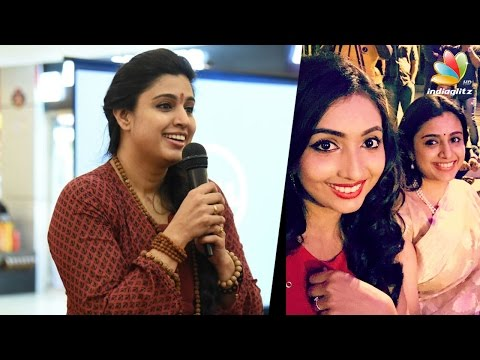Utthara Unni is the first director in our family - Samyuktha Varma