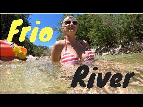 Frio River Texas