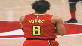 Trae Young Wear #8 Jersey,Take…