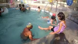 Pool Fun at DPSG STARZ Summer Camp   Best Preschool in Palam Vihar