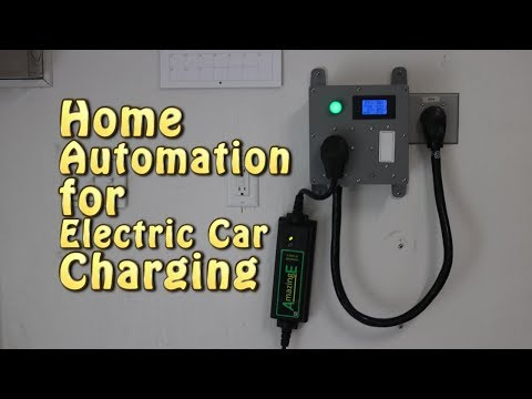 Home Automation Controller for Electric Car Charging: 8