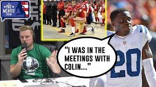 Darius Butler Talks Colin Kaepernick Kneeling Settlement