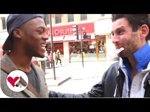 Jamie Raven - Amazing Magic On The Streets Of London