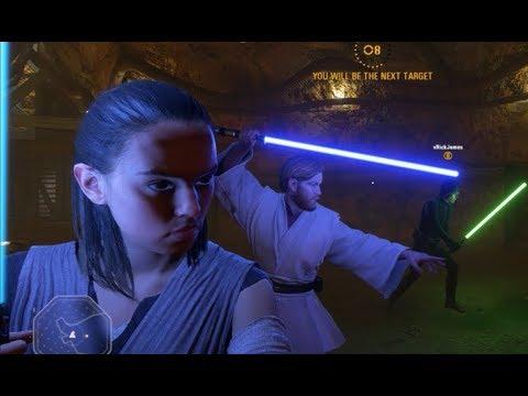 Star Wars Battlefront 2 Heroes Vs Villains 595 Great Comeback thumbnail