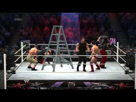 WWE 2K14: JAY, DEAN AMBROSE, THE...