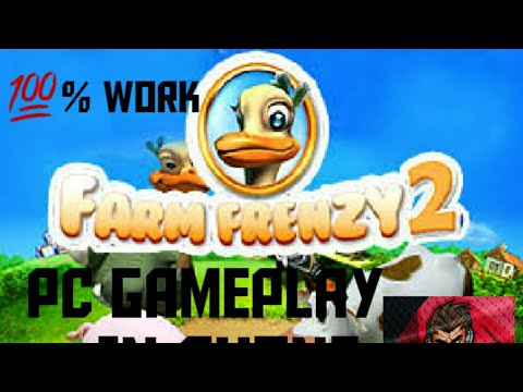 FARM FRENZY 2 PC GAMEPLAY ON MOBILE.