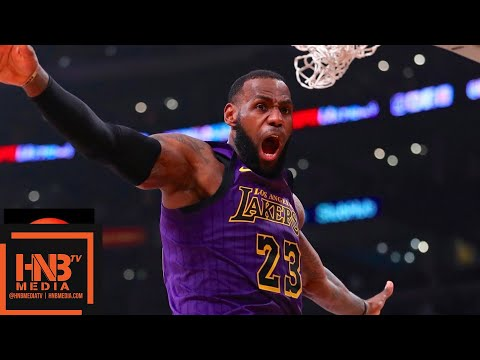 Los Angeles Lakers vs Dallas Mavericks Full Game Highlights | 11.30.2018, NBA Season