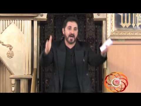 عدنان ابراهيم , ماذا حدث في مجلس يزيد ابن معاوية؟