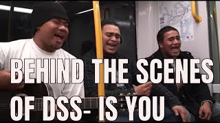 How A Jam In A Sydney Train Went Viral | Behind The Scenes of DSS - Is You