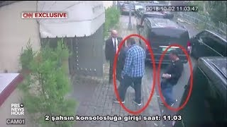 Saudi officials say Khashoggi body double was meant to fool the crown prince