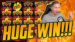 HUGE WIN!!! Devils Number BIG WIN - Casino games from CasinoDaddy (Free spins)