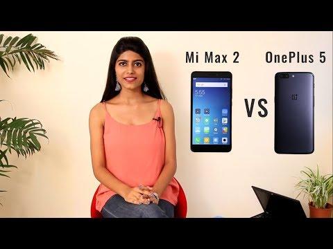 Mi Max 2 vs OnePlus 5 - New Flagship killer?