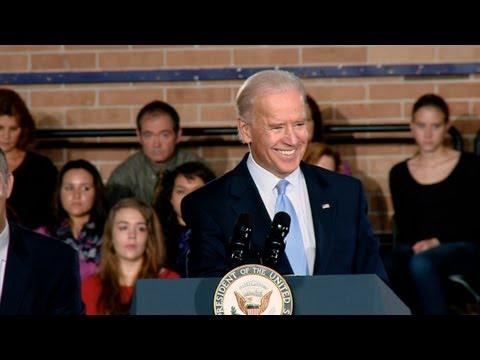 Vice President Biden on College Affordability