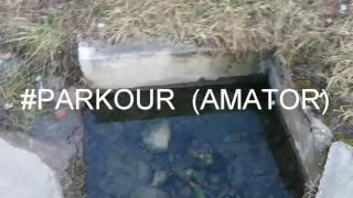 AM FACUT PARKOUR (AMATOR)😆😆😆