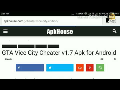 gta vice city apkhouse