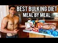 My Bulking Diet To Build Lean Muscle Mass | Full Day Of Eating
