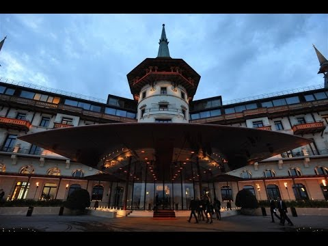Guest stay at the Dolder Grand, Zürich