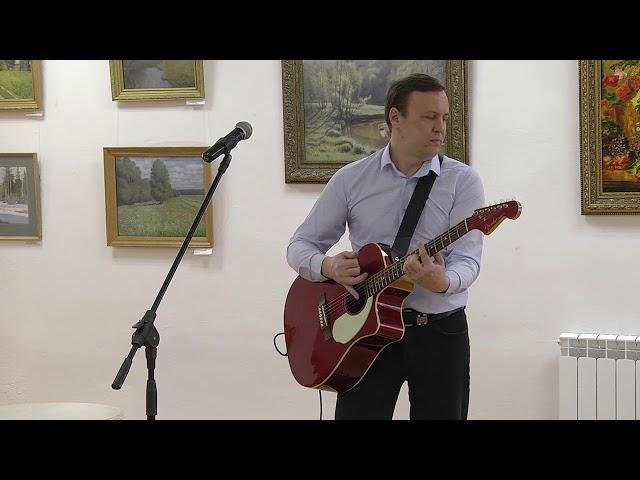 Концерт Сергея Дворского в Ивантеевке 23.02.2019