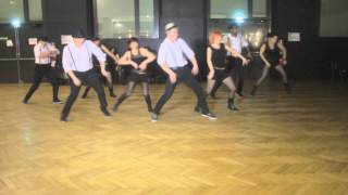 Show Salsa Cubaine/Hip-Hop - Rumba y Candela 4 - 2014 - Strasbourg