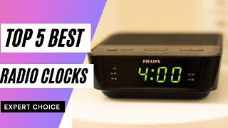 Best Clock Radios for Seniors in 2021