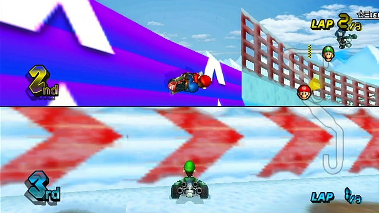 Mario Kart Wii Oddities The Cutting Room Floor