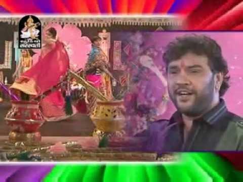 Kirtidan Gadhvi Kavita Das - Matajinu Zanzariyu - Non Stop Garba - A